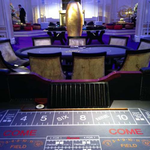 Branded Casino night