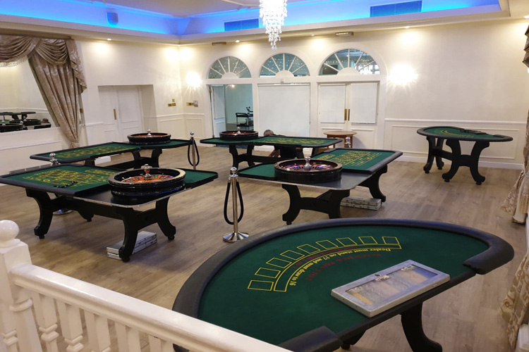 Charity Casino Rental