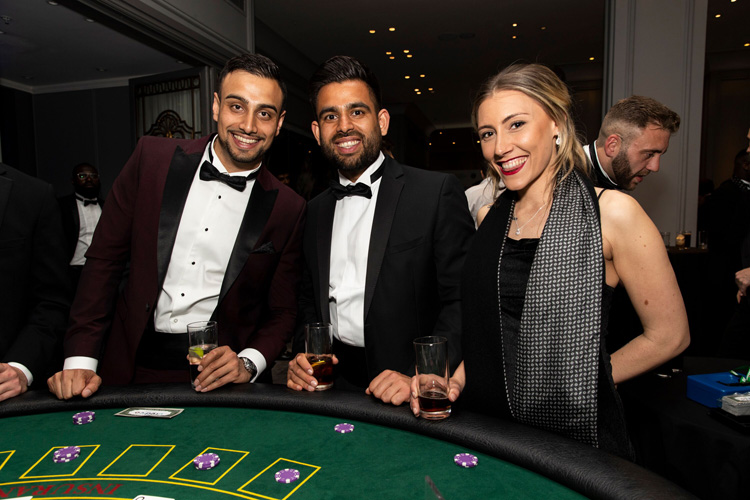 Charity Casino night