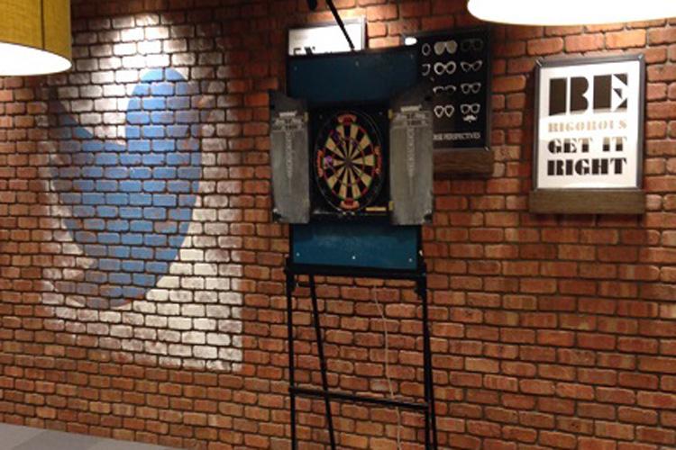 Darts and pub games hire