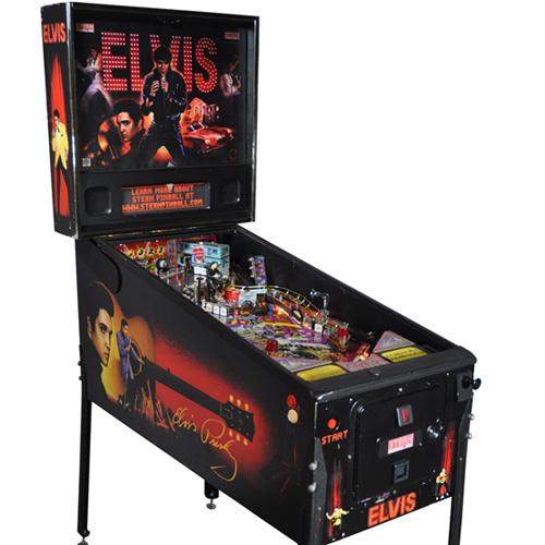 Elvis Pinball Hire