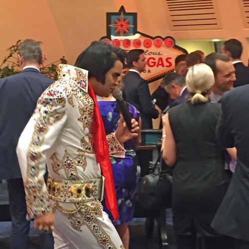 Elvis Tribute hire