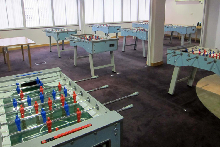 Foosball Tournament hire