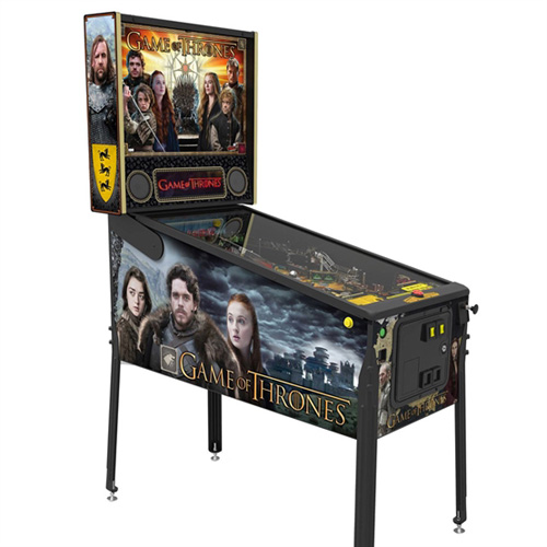 Game Of Thrones Pinball Hire