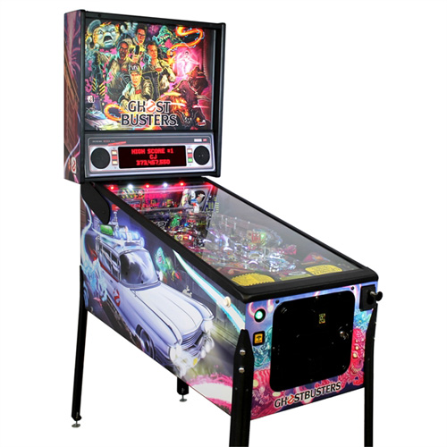 Ghostbusters Pinball Hire