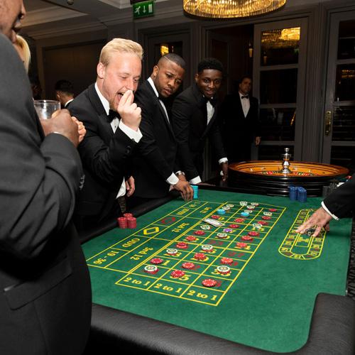 James Bond Casino hire
