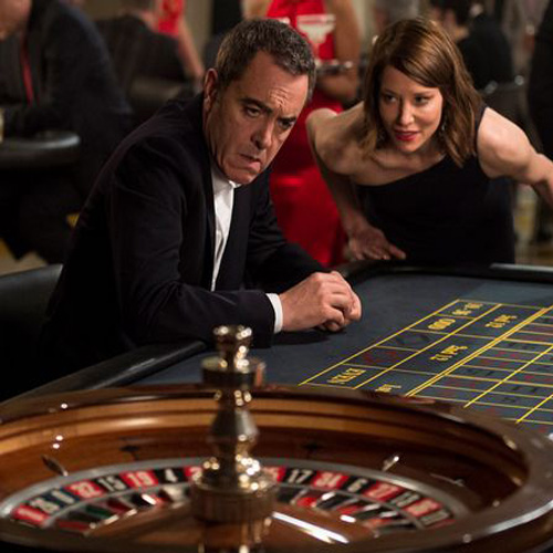 Lucky Man TV Drama - Casino tables