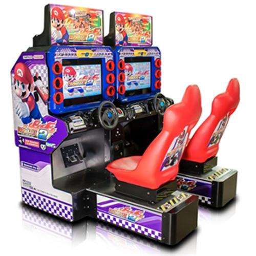Mario Kart GP2 hire