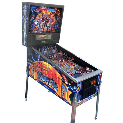 Medieval Madness Pinball Hire