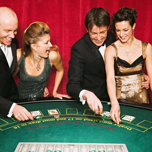 Monte Carlo Casino theme
