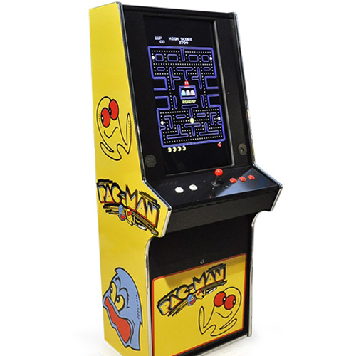 Pac Man Arcade hire