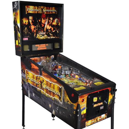 Pirates of the Caribbean Pinball Hire