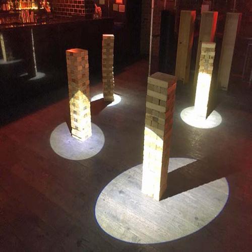 Pub games challenge