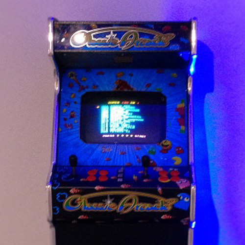Retro Arcade machine hire