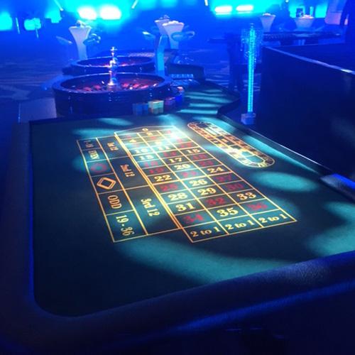 Roulette table hire London