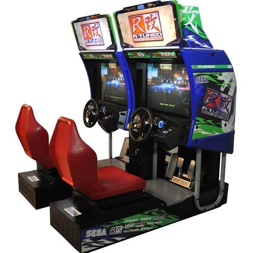 Sega R-tuned hire