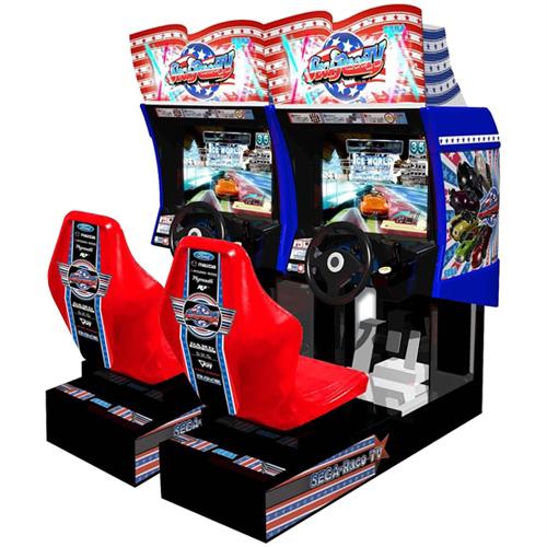 Sega Race TV hire