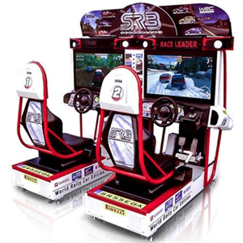 Sega Rally 3 hire