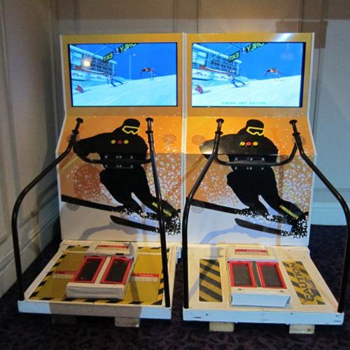 Ski Simulator hire