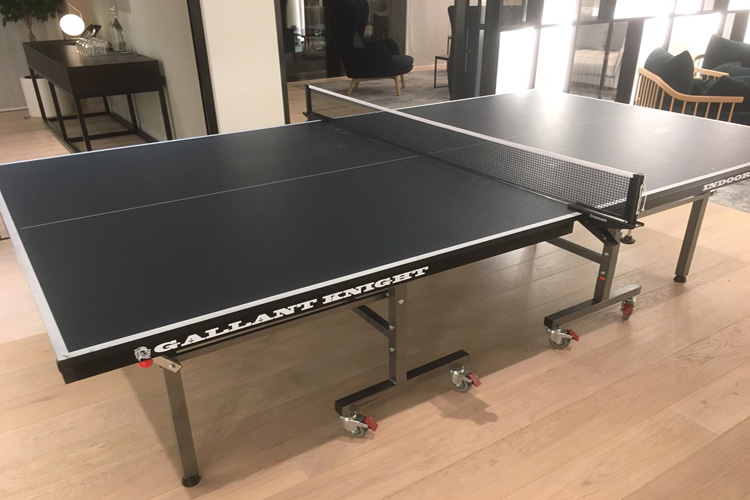 Table Tennis games hire