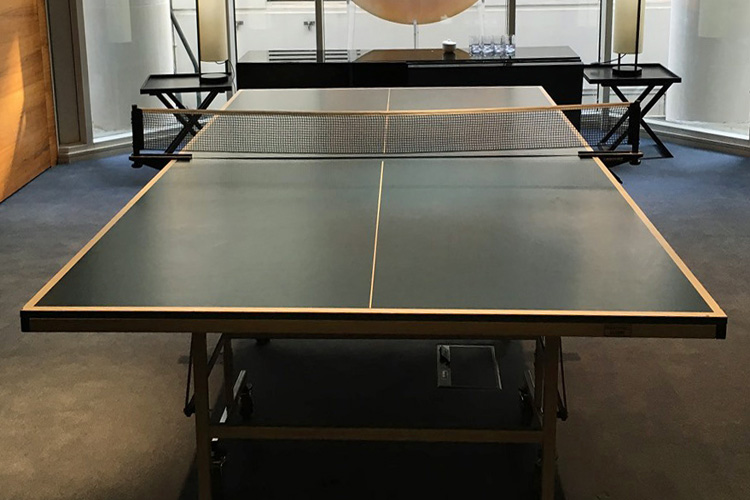 Table tennis rental