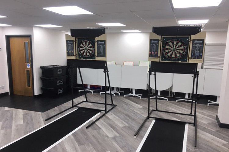 Tradtional darts hire