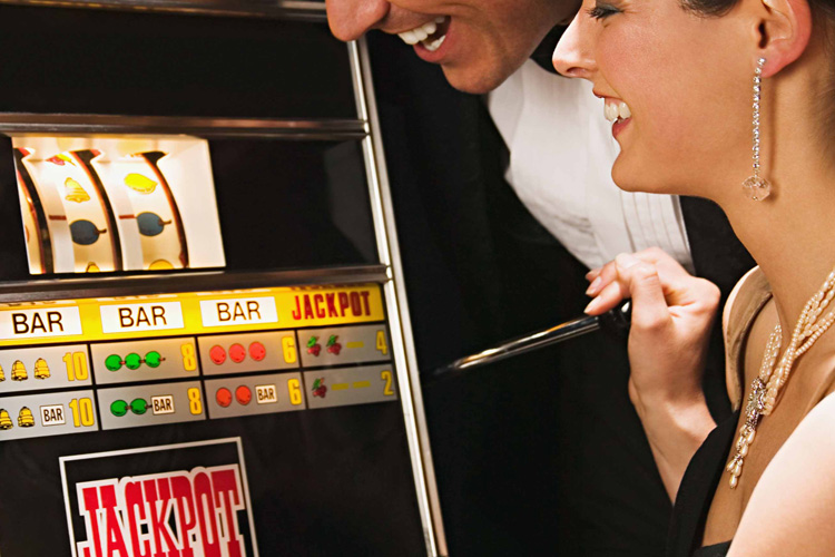 Vegas Slot Machine Hire