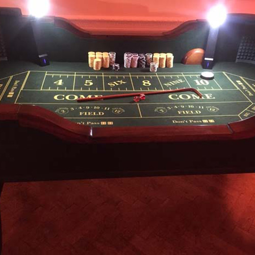 Vintage Casino hire London