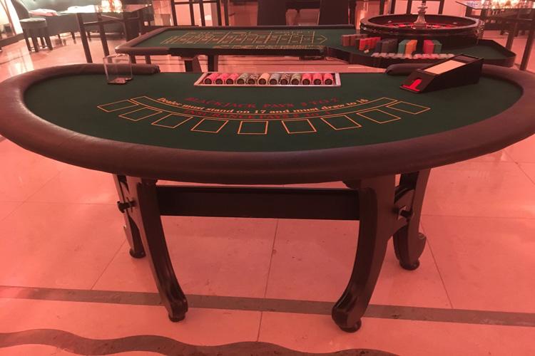 Wedding Casino Rental