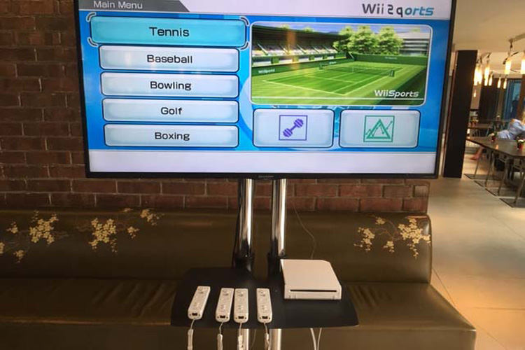 Wii games hire