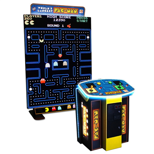 World's largest Pac Man hire