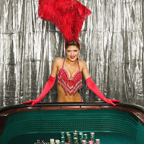 Themed Casino hire