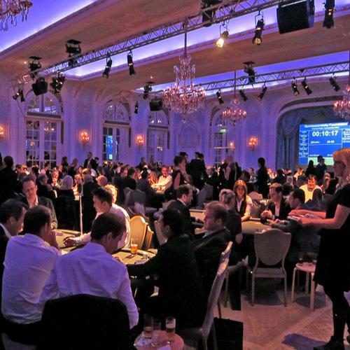 Charity Poker Night hire