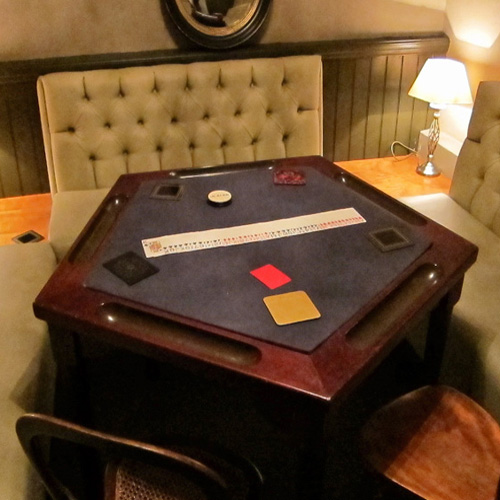 Five Sided Poker table