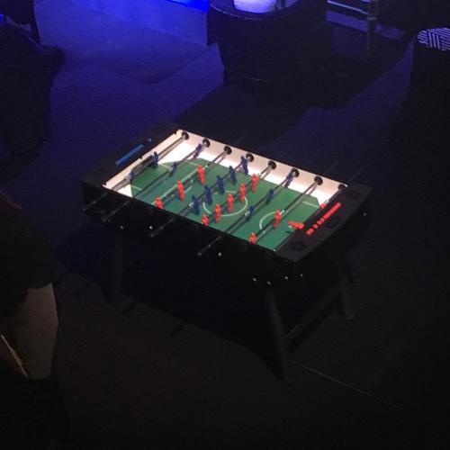 Foosball table rental