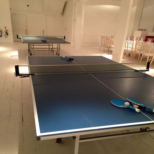 Table Tennis Tournaments