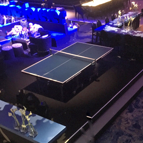 Ping Pong Party hire