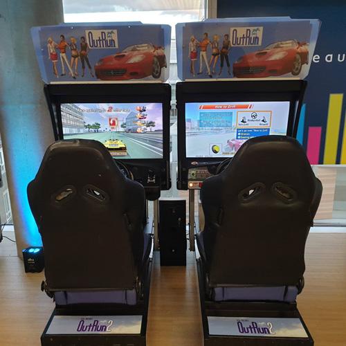 Sega Outrun 2 hire