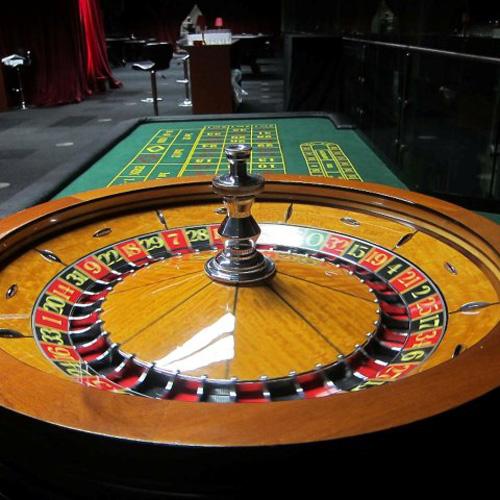 Vintage Roulette Wheel Rental