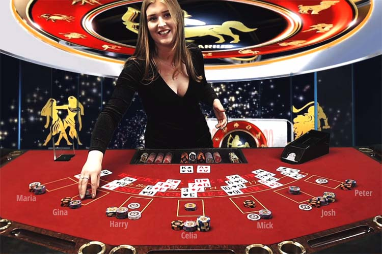 Virtual Casino table hire