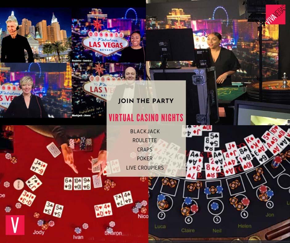 Virtual Casino nights