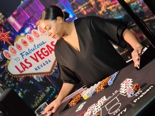 Virtual Casino table hire